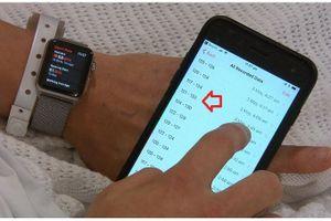 Apple Watch vừa cứu sống một bệnh nhân khỏi nấm mồ