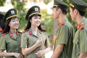 Có bao nhiêu chiến sĩ CSCĐ thi ở Lạng Sơn đỗ Học viện An ninh?