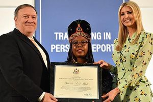 'Nô lệ hiện đại' người Cameroon giải cứu 500 phụ nữ châu Phi đồng cảnh ngộ