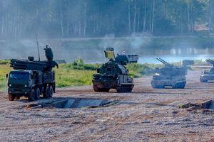 Sức mạnh phòng không Lục quân Việt Nam khi có Tunguska-M1