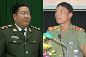 Thủ tướng thi hành kỷ luật ông Trần Việt Tân, Bùi Văn Thành