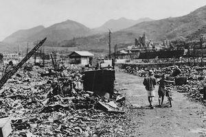 Ngày này năm xưa: Bom nguyên tử Mỹ hủy diệt Nagasaki