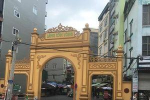 Mê mẩn ngắm những cổng làng cổ kính giữa lòng Thủ đô