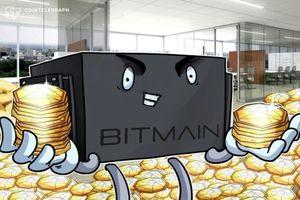 SoftBank và Tencent rót vốn vào Bitmain