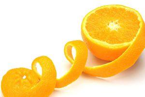 Dưỡng da trắng mịn với loại vỏ trái cây bạn thường bỏ đi