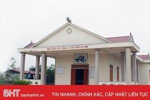 Bộ VHTT&DL thống nhất với Hà Tĩnh lập dự án tôn tạo di tích Làng K130