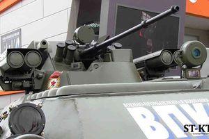 Thiết giáp BTR-87: Gợi ý hay cho Việt Nam từ Syria