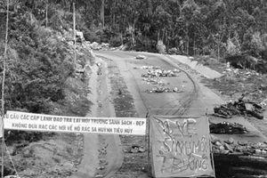 Quảng Ngãi: Không xử lý triệt để vi phạm, dân tiếp tục chặn xe rác thải