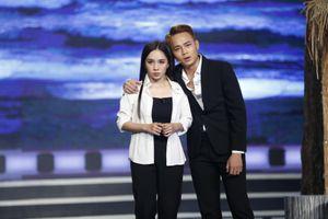 Khóc quá nhiều, Tống Yến Nhi bị mất điểm giám khảo Gương Mặt Điện Ảnh