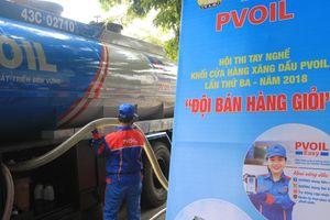 PV OIL Vũng Tàu giành giải nhất cuộc thi 'Đội bán hàng giỏi' KV phía Nam