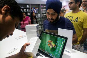 Tại sao Apple bị thất sủng ở thị trường Ấn Độ?