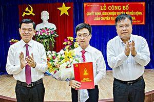 Trao quyết định bổ nhiệm nhân sự chủ chốt tại tại Long An, Bà Rịa – Vũng Tàu