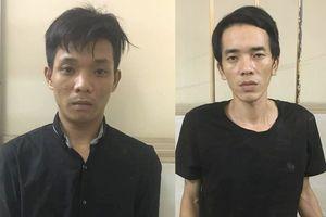 Hai tên cướp ném gạch đá vào đặc nhiệm Sài Gòn