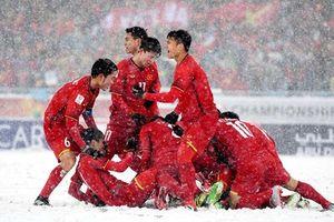 Xếp hạng các bảng đấu bóng đá ASIAD 18 và lịch thi đấu của U23 Việt Nam