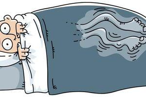 Kỳ lạ hội chứng chân bồn chồn, không yên, làm gì để chấm dứt tình trạng khó chịu này?