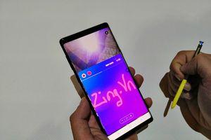 Giá Galaxy Note9 tại Việt Nam tốt hơn nhiều thị trường quốc tế