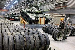 Nga 'robot hóa' xe tăng T-72B3 vì thất vọng với Uran-9