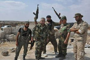 Quân đội Syria ra tối hậu thư cho phiến quân IS tại Sweida