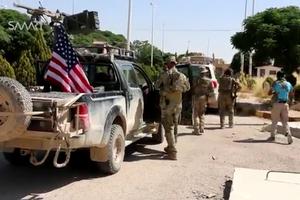 Liên quân của Mỹ chuyển hơn 250 xe tải chất đầy vũ khí tới Syria