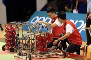 Ninh Bình đón 19 đội tuyển quốc tế ABU Robocon 2018 đua tài 'ném còn'
