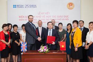 Thúc đẩy hợp tác giáo dục Việt Nam - Vương quốc Anh