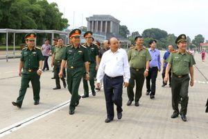 Lăng Chủ tịch Hồ Chí Minh sẵn sàng đón đồng bào từ hôm nay