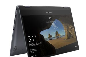 Laptop 2-trong-1 Asus VivoBook Flip 14 giá 13,39 triệu đồng