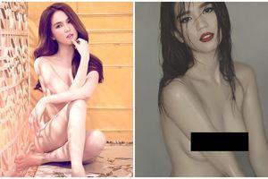 Gia tài 13 năm vào nghề của Ngọc Trinh: Chỉ toàn ảnh nude với nội y, được khen ngày càng đẹp hơn nhờ lý do này!