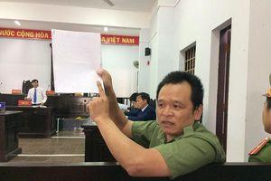 Điều tra lại vụ cựu thiếu tá công an kêu oan