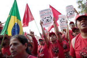 Sự trở lại của cựu Tổng thống Lula da Silva