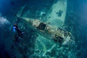 Bí ẩn 'nghĩa địa' vũ khí nằm dưới lòng đại dương