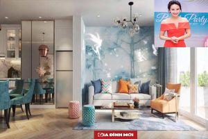 Ngắm nhìn căn hộ tiền tỷ của nữ diễn viên Bảo Thanh trong phim 'Sống chung với mẹ chồng'