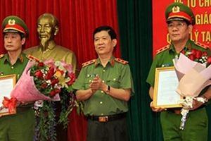 Nhiều tướng Công an xin nghỉ hưu sớm: 'Dũng cảm'