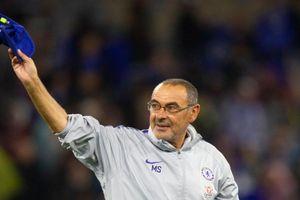 Sarri tự nhận Chelsea chưa đủ sức cạnh tranh ngôi vô địch