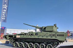 Nga hồi sinh pháo phòng không danh tiếng Việt Nam 57 mm trên thân xe siêu hiện đại Armata