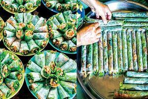 Cách làm món tôm sú gỏi cuốn đơn giản, chuẩn vị cho ngày chán cơm