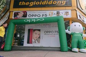 Ngành điện tử tiêu dùng chiếm 7 trong 10 nhà bán lẻ lớn nhất Việt Nam