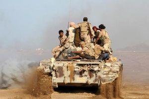 Quân đội Yemen kiểm soát miền Tây