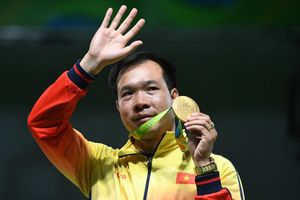 Hoàng Xuân Vinh: 'Khó nhất là vượt qua chính bản thân mình'