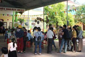 TP. Hà Tĩnh: Hơn trăm trẻ mầm non bị 'từ chối' nhận lớp ngày tựu trường