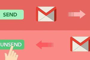 Gmail trên Android cho phép lấy lại thư đã gửi, người nhận không thể biết