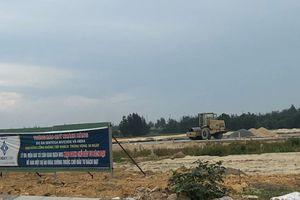 Quảng Nam cần 'trị' dứt điểm các dự án 'ma' làm loạn bất động sản Khu đô thị mới Điện Nam – Điện Ngọc