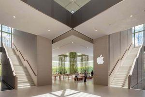 Khám phá kiến trúc bên trong trụ sở Apple ở Ma Cao
