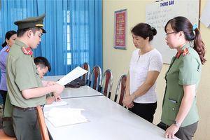 Khởi tố bị can thứ 6 trong vụ án gian lận điểm thi tại Sơn La