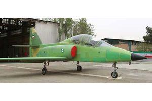 Iran ra mắt máy bay chiến đấu nội địa đầu tiên
