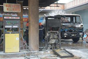 Hé lộ nguyên nhân cháy cây xăng ở Quảng Nam