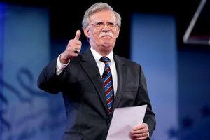 Cố vấn John Bolton: Mỹ đang 'trên cơ' trong đàm phán với Nga về Syria