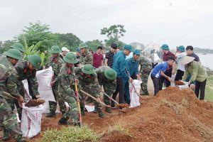 Động lực tiếp nối truyền thống Quân Tiên Phong