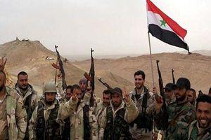 Quân đội Syria cắt đứt 'dạ dày' khủng bố IS tại Nam Syria