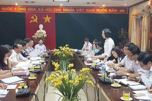 Đoàn Đại biểu Quốc hội TP Hà Nội thực hiện công tác giám sát tại huyện Đan Phượng